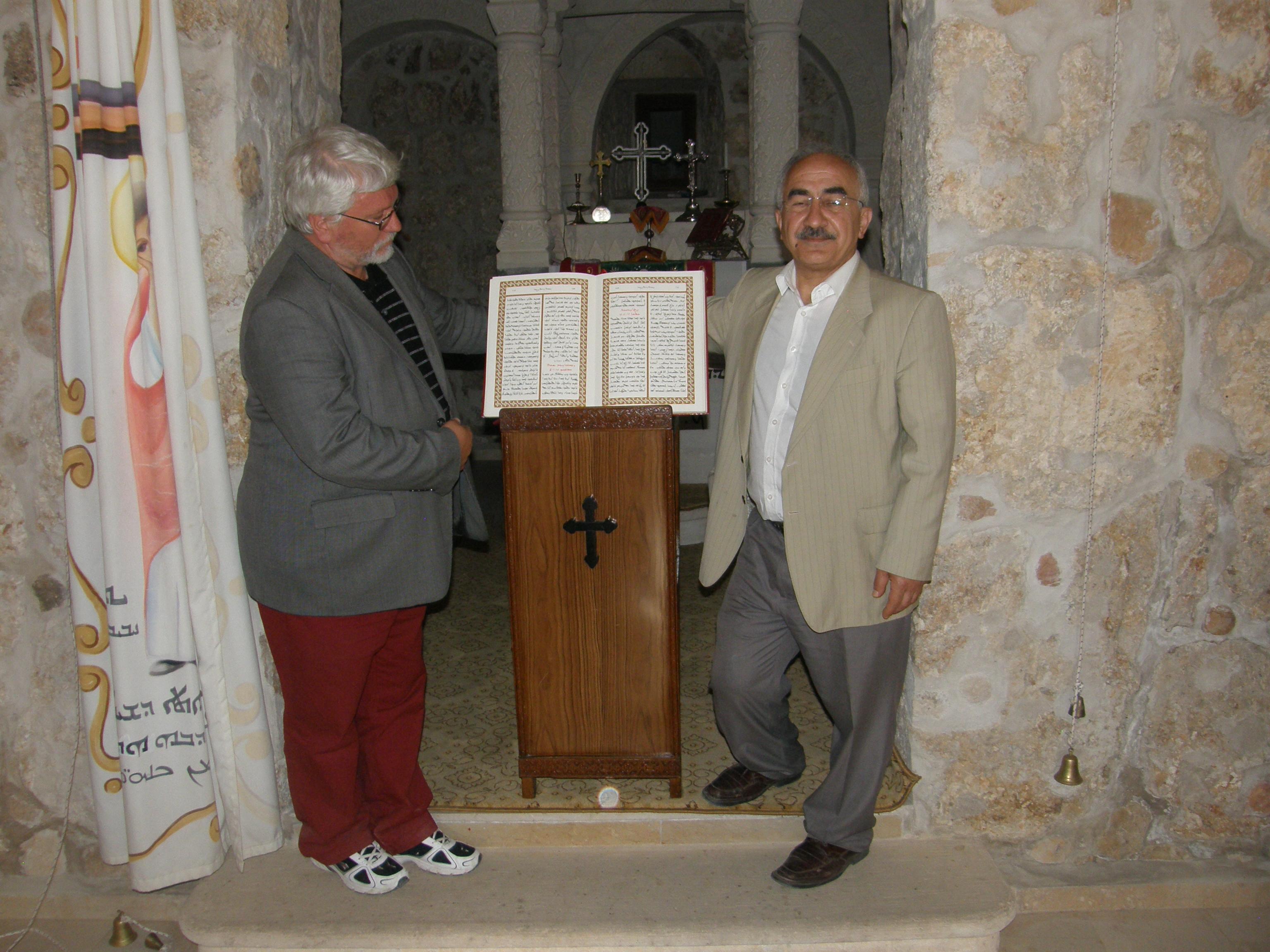 with Prof.Dr.Pavel Martásek, Turkey, 2012