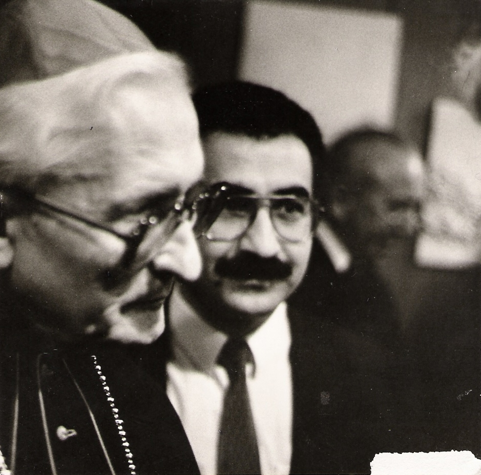 Kardinal Hoeffner-YU, Bonn-1984