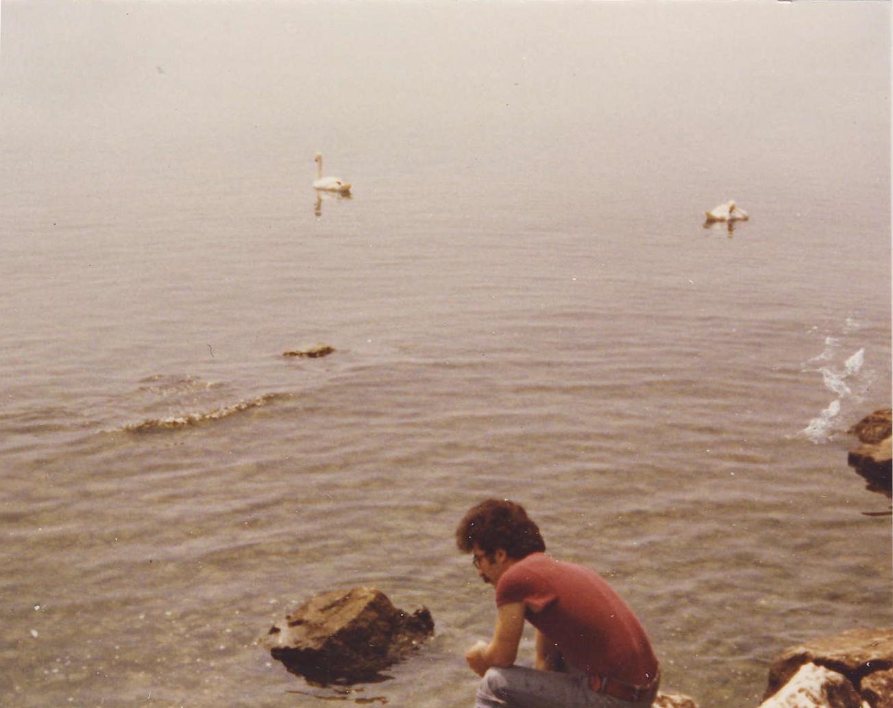 Prazniny ve Švýcarsku 1974