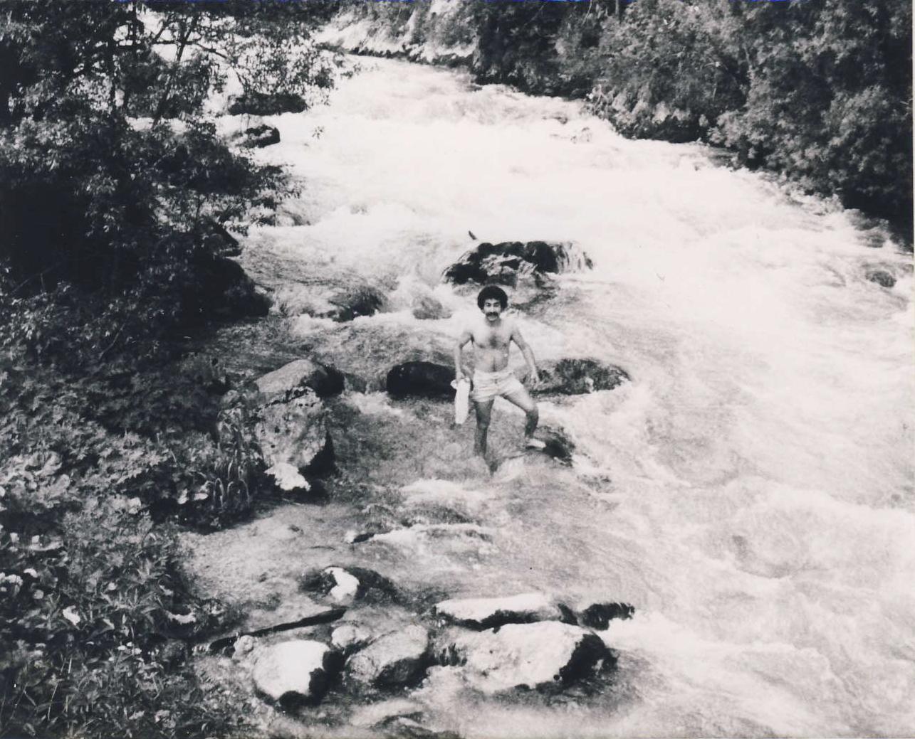 Prazniny ve Švýcasrku ,1974
