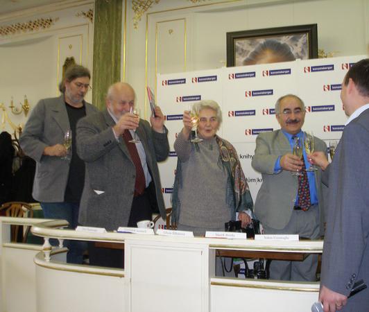 Prof.Frantisek JANOUCH, Dr.Libuse Silhanova, Dr . Yekta Uzunoglu