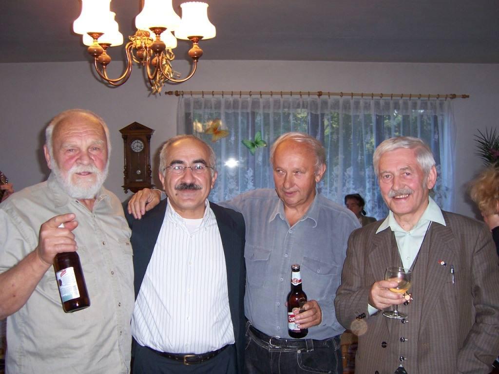 S Prof.Dr.Věnkem Šílhanem a Mojmírem Kovářem, 2007