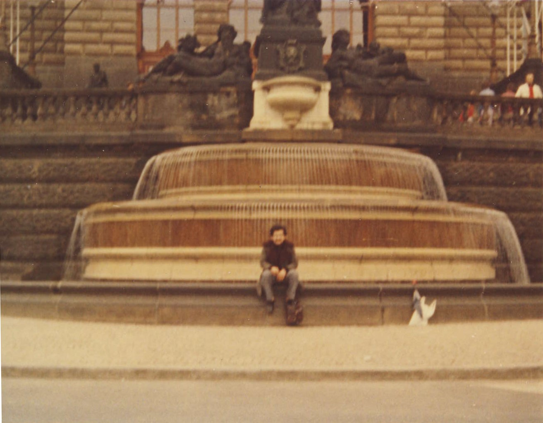 V Praze , 1978