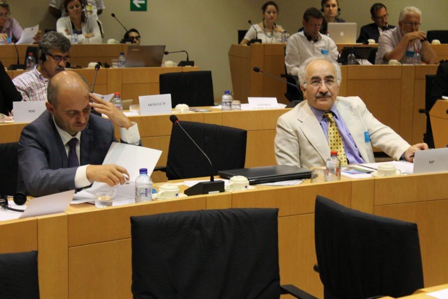 in European Parliament