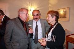 Pavel Kohout and Květa Jechová