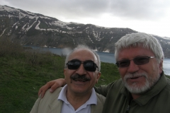 with Prof.Dr.Pavel Martásek, Turkey, 2012