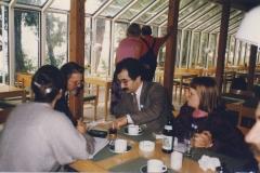 Na konferenci o Kurdech,evangelická akademie T)tz§nden,SRN,1986