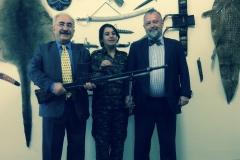 Nesrin Abdulla a s Dr.Hynkem Kmoníčkem