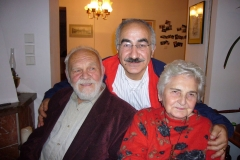 S Prof.Dr.Věnkem Šilhanem a Dr.L.Šílhanovou , 2007