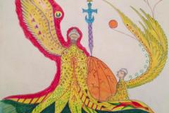 Ji penûsa birêz Nûh Ateş çîroka Siltan Silhedînê kurdî û Natan ! Değerli Nuh Ateşin kaleminden kürt sultanı Selahattin ve bilge Nata'ın hikayesi ! Od kurdského maliře Nuh Ateş přiběh kurdského sultána Saladina a Natana !
