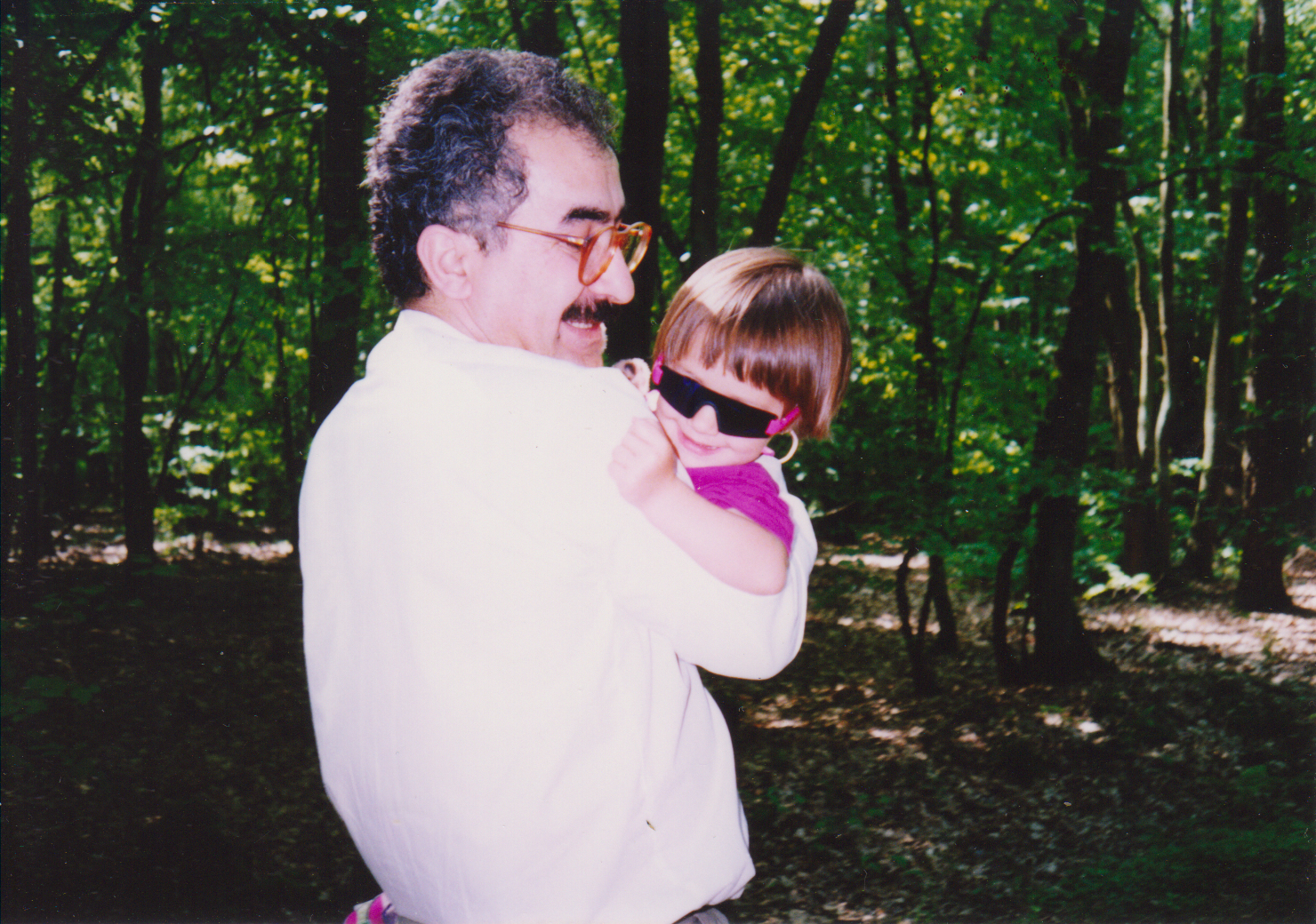 1991 - Dr.Yekta s dcerou, Lucia Zilhan