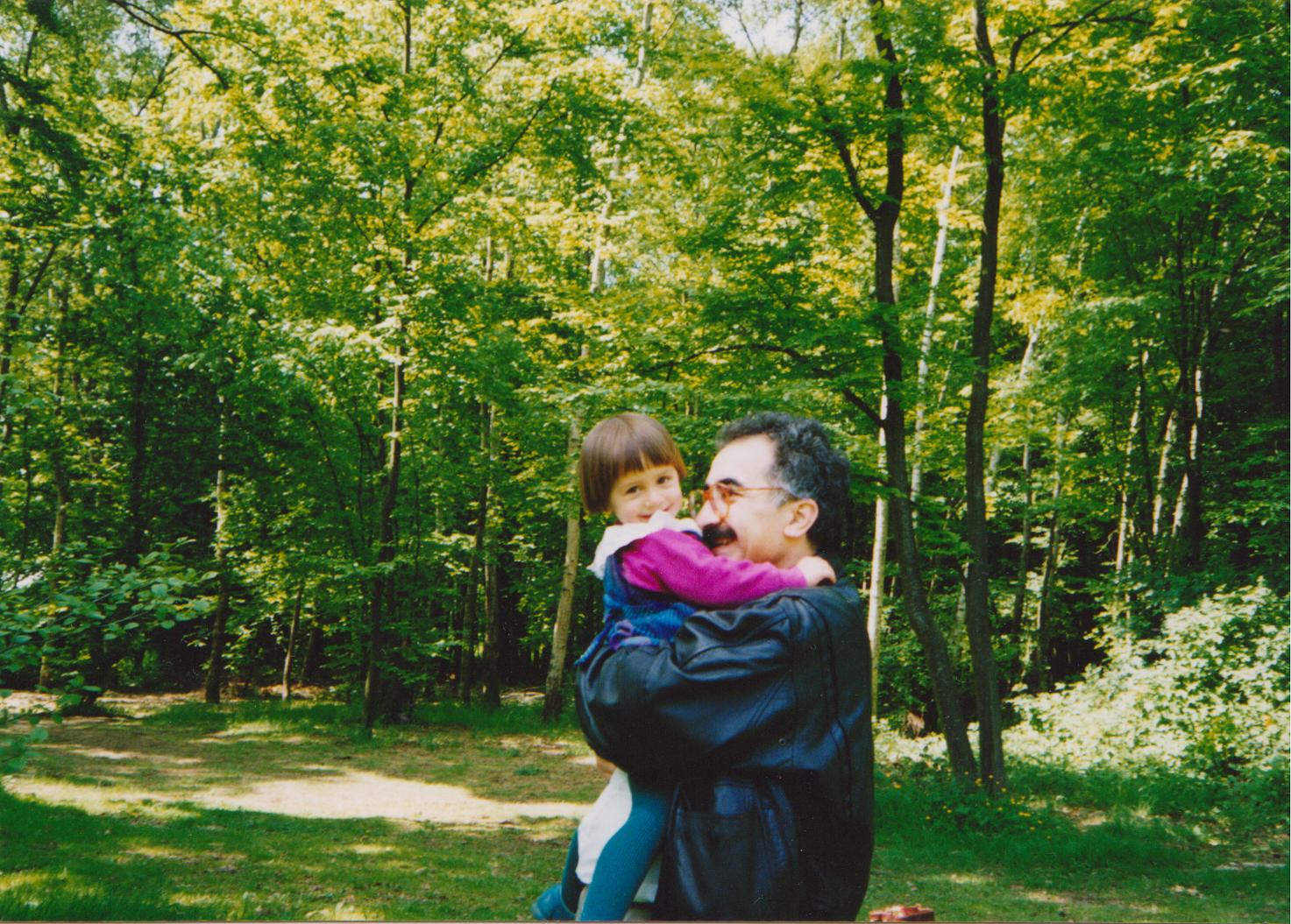 1991 - Dr.Yekta and his daughter-3