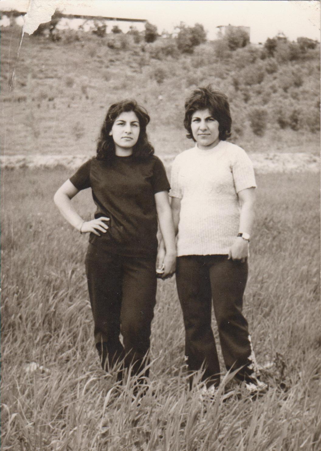 Moje sestry Gülay a Gülšen (1973) - Xwuşka min Gülay u Gülşen (1973)