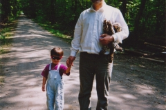 1991 - Dr.Yekta and his daughter-5