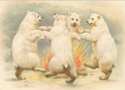 tanec s medvedem