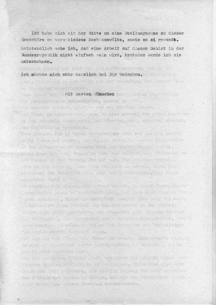 30-07-1982 - SPD-Parteivorsandt und Dr Yekta Uzunoglu- II
