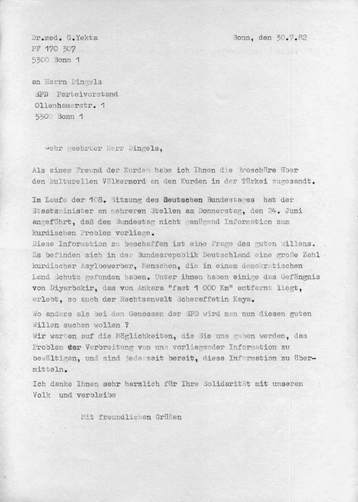 30-07-1982 - SPD-Parteivorstand und Dr
