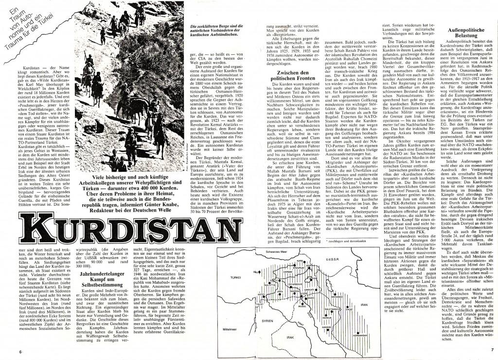 NATO u suala Kurd 2- Luftwaffe,Marine,Heer