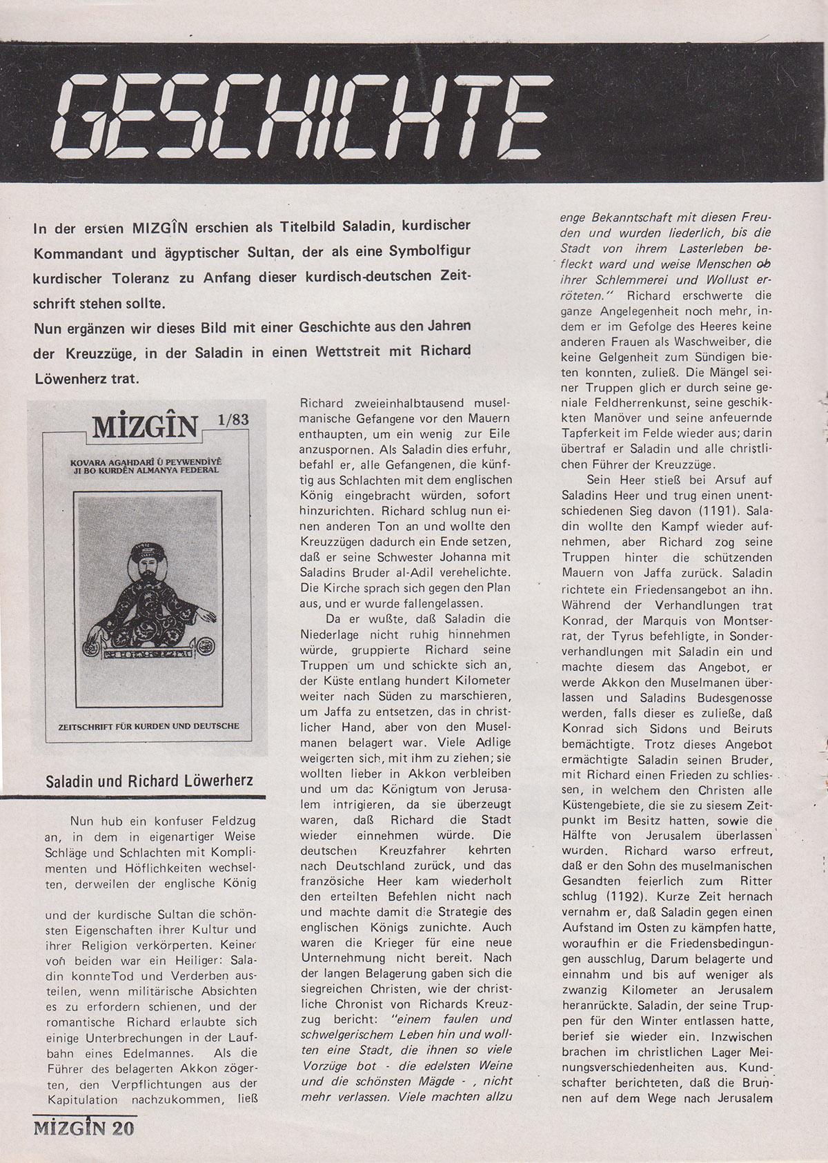 1985 Kovara Mizgin 1 85 Yekta Uzunoglu