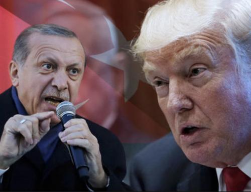 Hospodářská válka USA s Tureckem