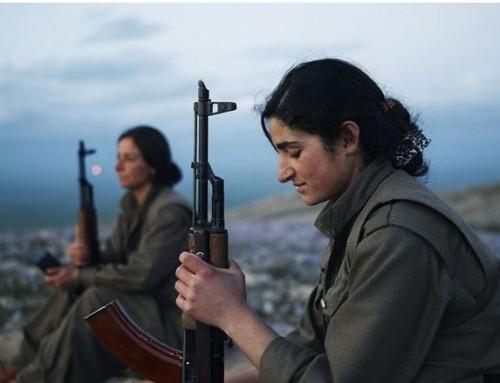Kurdský aktivista Uzunoglu: Po americké zradě čeká Kurdy v Sýrii osudový rok