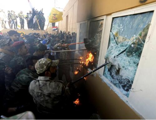 Yankee go home tentokrát v Iráku