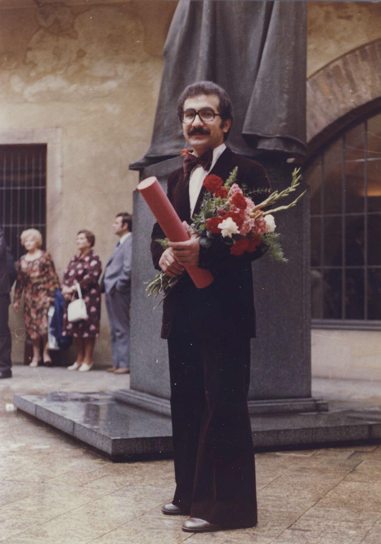 Promoce na UK v roce 1979