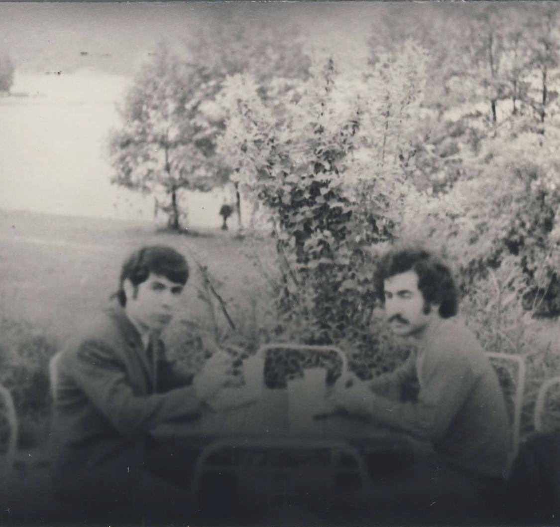 Bi hevalê xwe yê ezîz Zagros Hajo re,1976