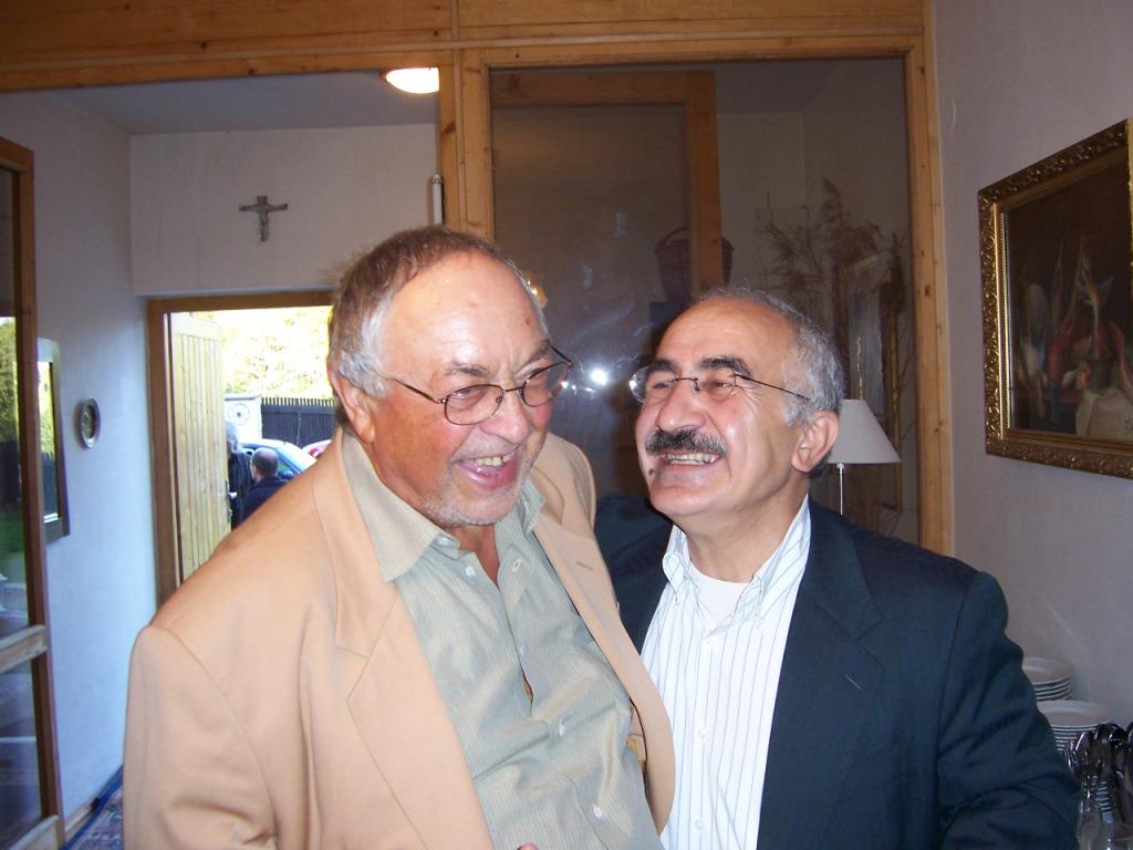 Egon Lansky a Dr.Yekta