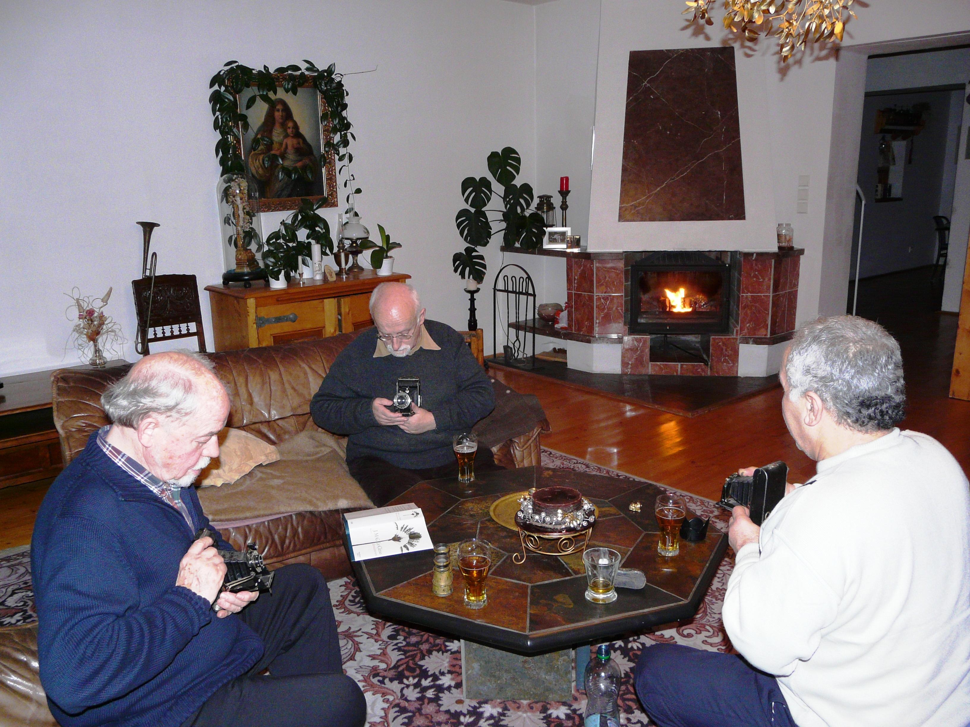 Gerhard von Grünberg, Klaus Thüsin a naše radost