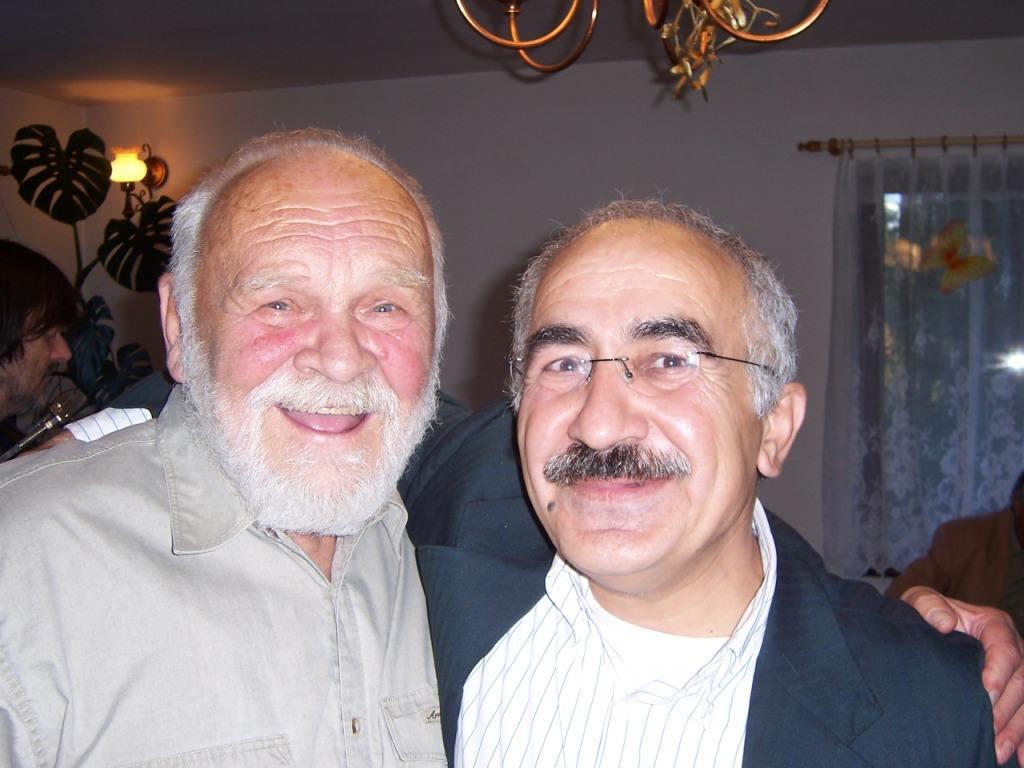 S Prof.Věnkem Šílhanem, 2007