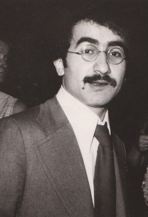 V Praze , 1975