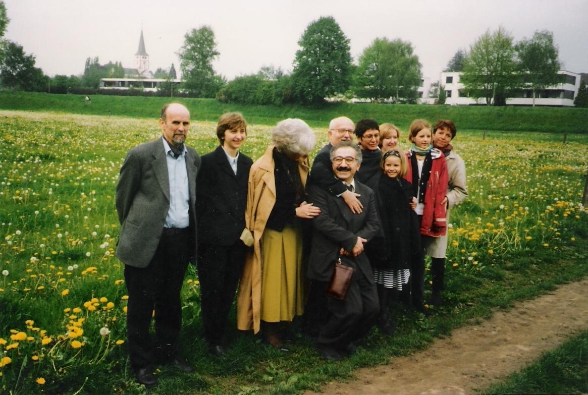 YEKTA.-FELIX-Famile Boell-Maria-Giesla-1997