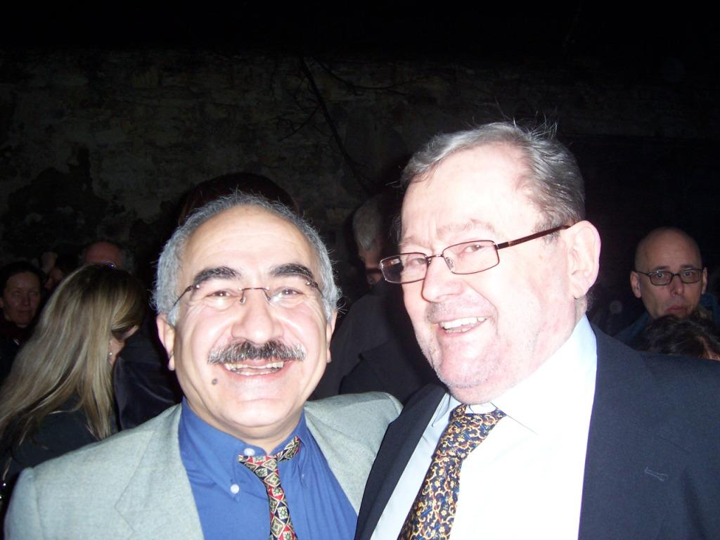 s Jaroslavem Kořánem