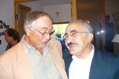 Egon Lansky a MUDr.Yekta Uzunoglu