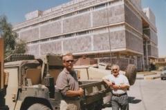 On the American intervention in Iraq, Kurdistan - Iraq - 2003