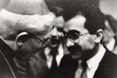 Dr.Yekta Uzunoglu, Kardinal Hoeffner -1984