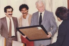 Federalním lékářem Dr.Dear,SRN.1985