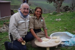 Frontlinie İran peceme chleba 2