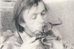 Múj přitel (Dnes již Prof.Dr.)Vladimir Štich, v Kurdistanu 1980