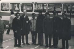Na jazkové škole Mariankách ,1972