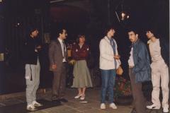 Organizační fáze 1.vědecké konference o Kurdech,Dortmund,1984
