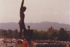 Prazdniny ve Švýcarsku 1974