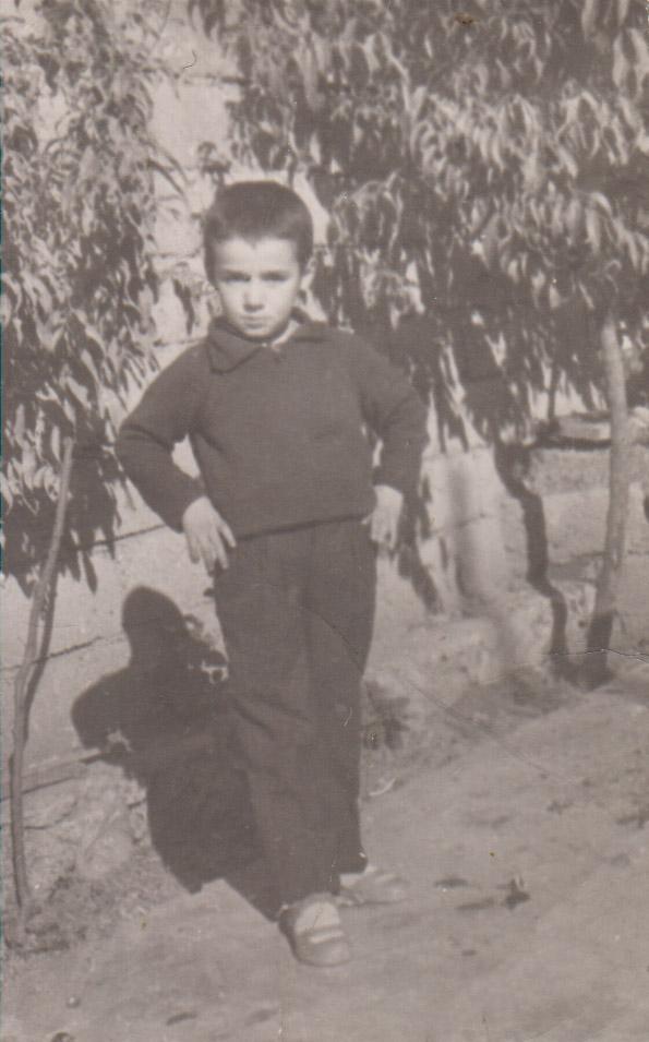 Můj bratranec Rauf Dursun (1964) - Kurxale min Rauf Dursun