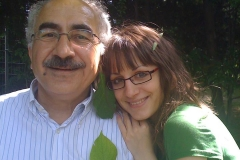 2013 - Dr.Yekta s dcerou, Lucia Zilhan