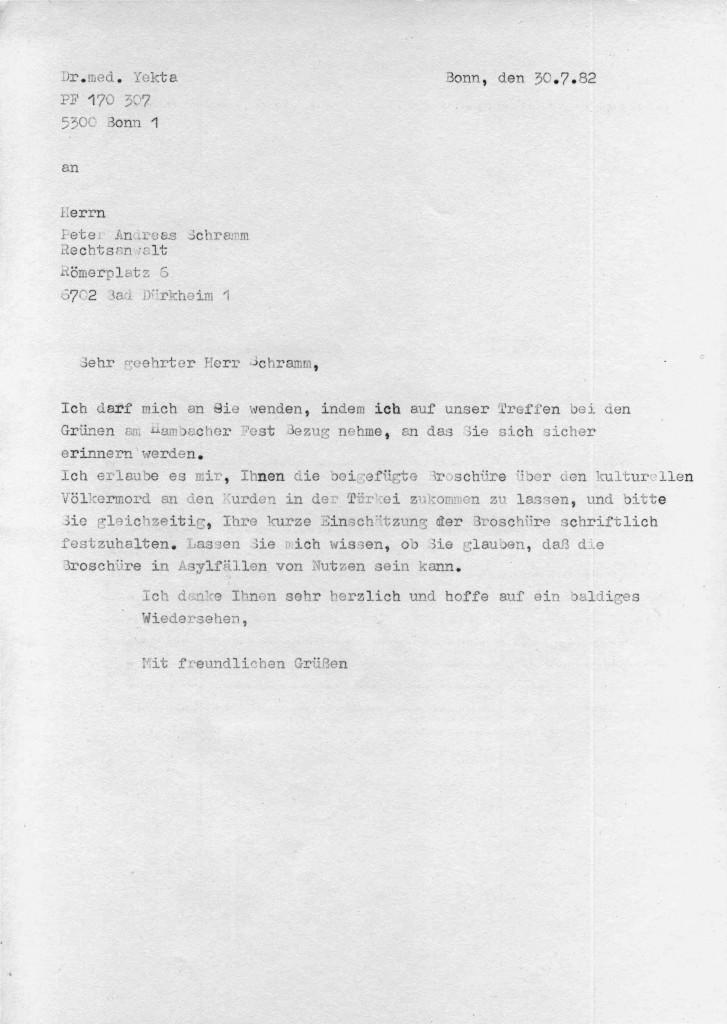 30-07-1982 - Andreas SChramm und Dr
