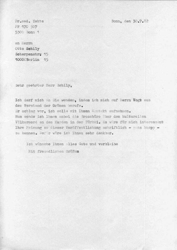 30-07-1982 - Otto Schily und Dr Yekta